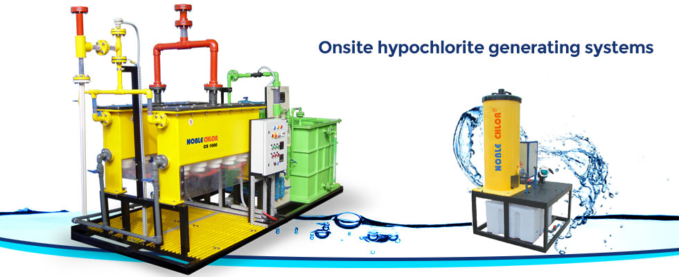 Noble Chlor Electrochlorination Systems